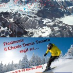 IL CIRCOLO TENNIS TARANTO TORNA SULLA NEVE